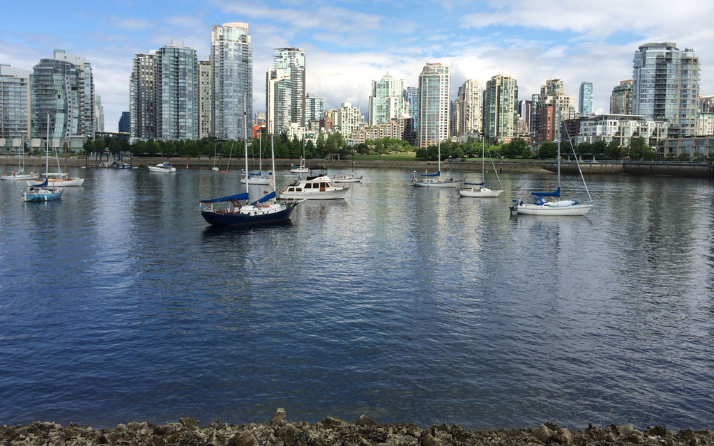 Yaletown-Seawall