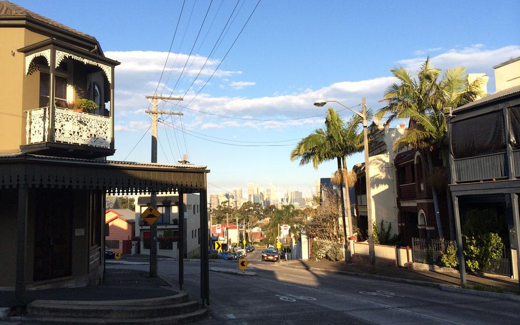 Balmain-Sydney