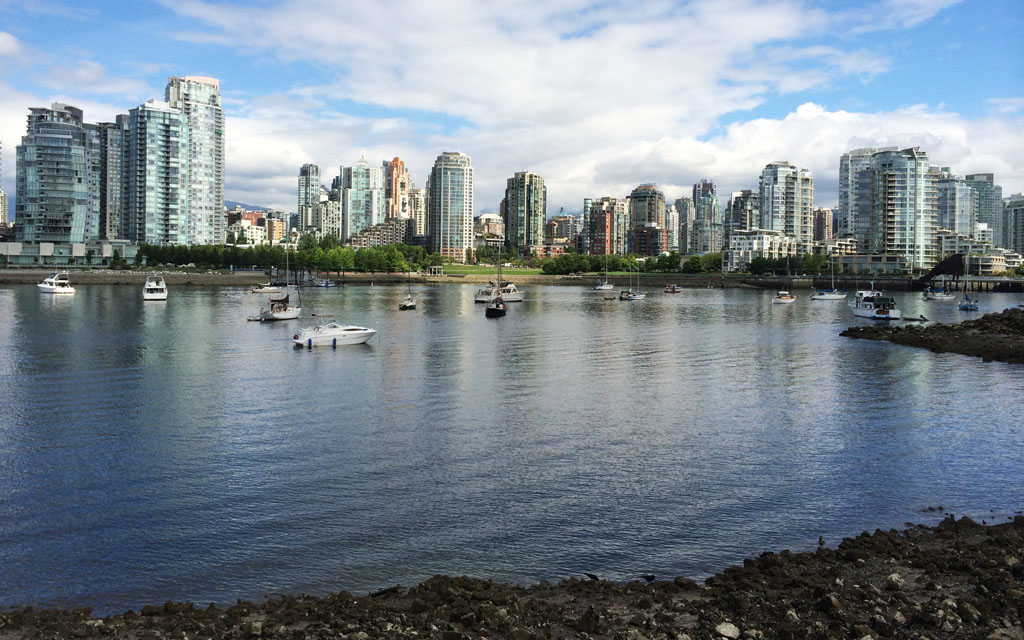 Seawall-Vancouver